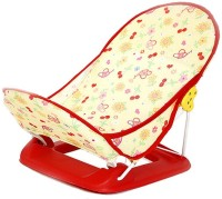 Honey Bee Premium Baby Bather Baby Bath Seat (Red)
