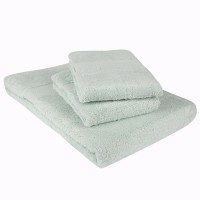 Mark Home Cotton Bath & Hand Towel Set Bath & Hand Towel Set, Mint