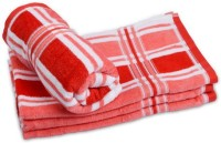 Rich Cottons Cotton Hand Towel Hand Towel, Red