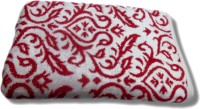 Jct Homes Cotton Bath Towel Bath Towel, Red