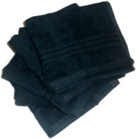 Style Home Cotton Hand Towel Sets Of 5 Hand Towel, Grey