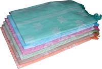 Apr Brand Cotton Multi-purpose Towel 6 Jaquard Design Bath Towel, Multicolor