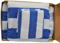 Skumars Love Touch Set Stripes Bath Towel