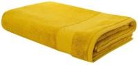 Gangotri Overseas Bath Towel Cotton Bath Towel 1 Bath Towel, Yellow