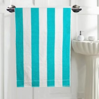 JBG Home Store Stripes Cotton Bath Towel (1 Bath Towel, Multicolor)