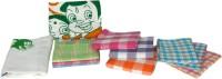 Tks Cotton Bath, Hand & Face Towel Set, Multi-purpose Towel, Beach Towel, Set Of Towels 2 Cartoon Towels, 3 Bath Towel, 6 Hand Towels, Green