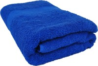 Eurospa Cotton Bath Towel 1 Piece Of Bath Towel, Blue