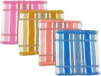 Mikado Face Towels Cotton Face Towel 12 Face Towels, 3 Pieces Of Each Colour, Multicolor - BTWE6GQ9ESVAGE5G