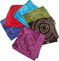 Turkish Bath Millenium Cotton Bath Towel Set (6 Towels, Multicolor)