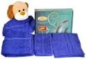 Trident Royal Blue Home Essentials Bath Towel