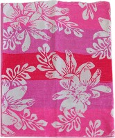 Eurospa Cotton Pool/Beach Towel (1 Piece Of Pool Towel, Pink)