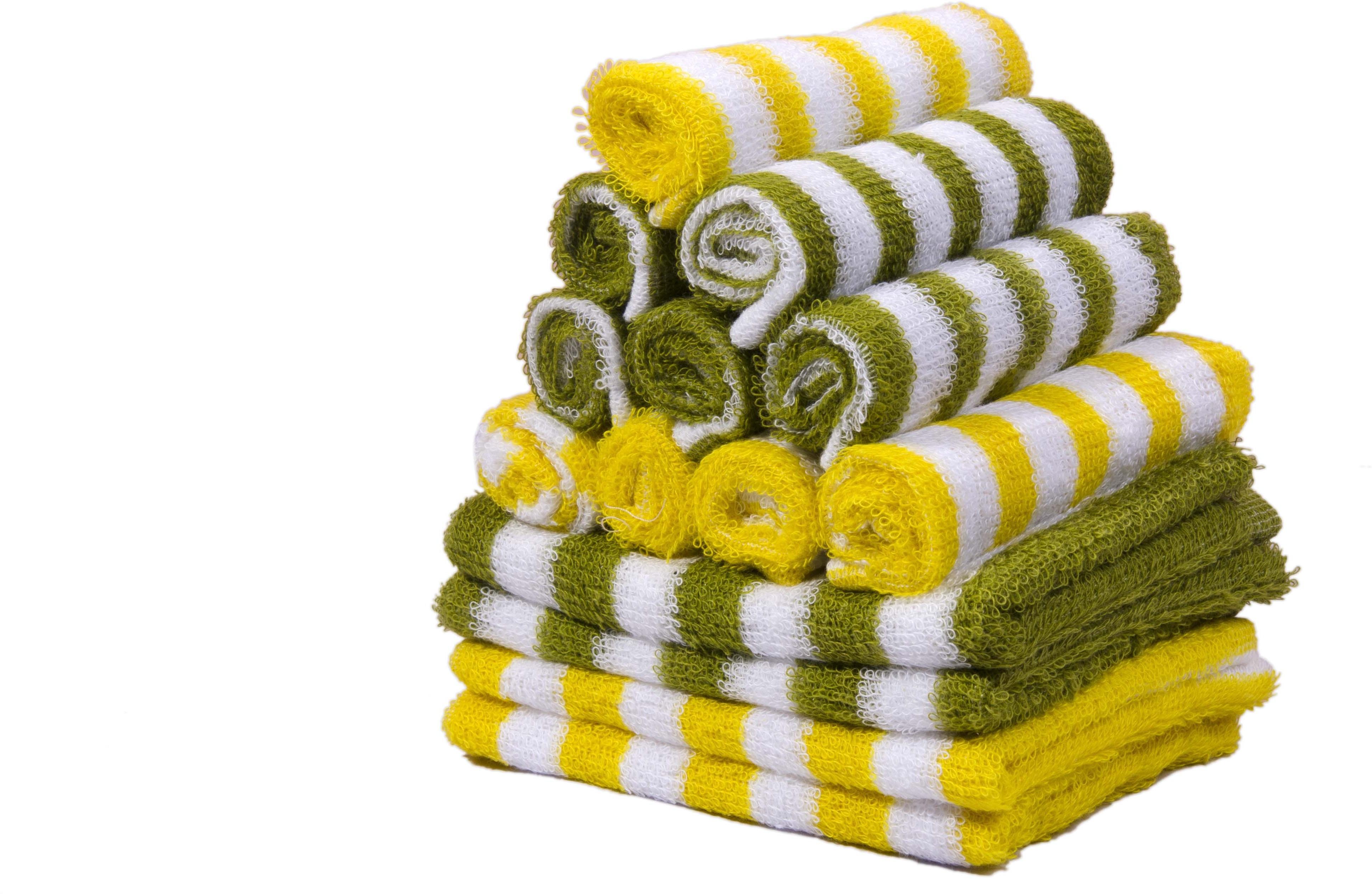 Flipkart - Hand & Face Towel Sets Just @ Rs.449