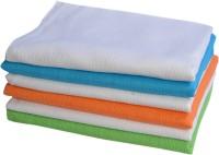 Tks Cotton Bath Towel, Bath Towel, Multi-purpose Towel, Set Of Towels 6 Bath Towels, Blue