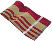 ShopSince Cotton Bath Towel ShopSince Maroon Cotton Bath Towel, Red