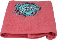 Imagica Cotton Bath Towel (1, Pink)