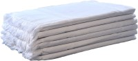 Tks White Cotton Bath Towel 6 White Bath Towels, White