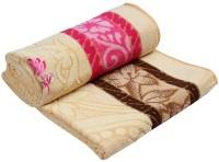 ShopSince Cotton Bath Towel ShopSince Multicolor Floral Cotton Bath Towels Set Of 2, Multicolor