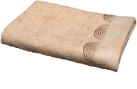 Avira Home Cotton Bath Towel 1 Bath Towel, Beige