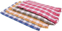 Suam Cotton Bath Towel Pack Of 2 Bath Towel, Pink, Grey, Orange, Blue
