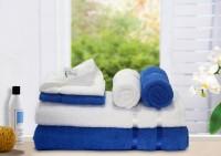 Story@home Cotton Bath, Hand & Face Towel Set 2 Pc Bath Towel, 2 Hand Towel, 2 Face Towel, White - BTWEDHVYBH9KBVW6