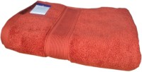 Gangotri Overseas Bath Towel Cotton Bath Towel 1 Bath Towel, Maroon