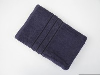 Bombay Dyeing Cotton Bath Towel (1 Bath Towel, Dark Blue)