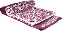 JCT Homes Cotton Bath Towel Set 2 Bath Towel, Purple