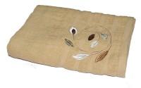 Gran Bath Towel Cotton Bath Towel (1 Bath Towel, Brown)