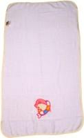 Belle Maison Fancy Cotton Baby Towel (Kids Bath Towel, White)