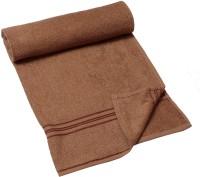 HomeTex Cotton Bath Towel (1 Bath Towel, Dark Brown) - BTWEG8E65S3VGQHX