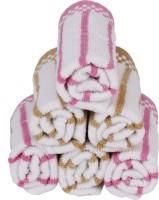Klair Cotton Face Towel Set Face Towel Set Of 6, Multicolor