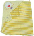 Advance Baby Chicken Print Hooded Lining Print Bath Towel