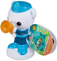 Fisher-Price Octonauts Octo-Squirters - Barnacles Baby Toy Bath Toy (White, Blue, Yellow)
