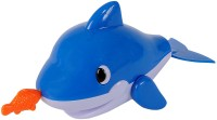 Simba World Of Toys - Pull String Sea Animal Bath Toy (Blue)