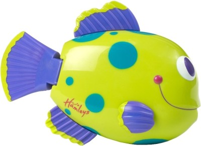 Hamleys Splash and Swim Fish Bath Toy