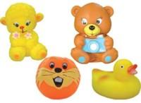 Grabby 13266 Bath Toy (Multicolor)