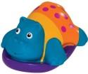 Sassy Boogie Buddies - Hippo Bath Toy - Multicolor