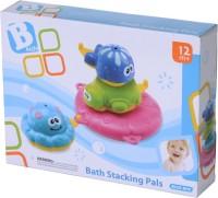 B Kids ATBK5917 Bath Toy (Multicolor)