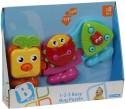 B Kids 1-2-3 Busy Bug Bath Toy - Multicolor
