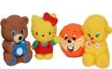 Masoom Squeezy Mix Bath Toy - Multicolor
