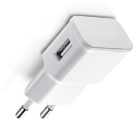 Ample Wings Best Quality Speed Charging EU Plug Wall Adapter For Ipod Samsung Sony HTC Nokia Micromaxx Lava Note2 Desire 826 Smartphones Battery Charger (White)