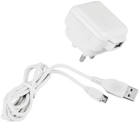 Dhhan 3pin 2.1A USB Adapter With Cable For Smsng Glxy S Duos 3 SM-G313HU Battery Charger (White)