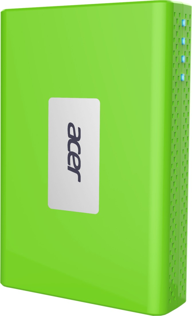 Acer B-120 6600mAh Power Bank