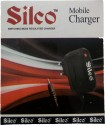 Silco Micro USB Wall Charger For Samsung Sony LG Micromax Etc. Battery Charger (Black)