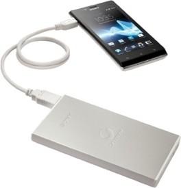 Sony CP-F2LSA 7000 MAh Power Bank - White