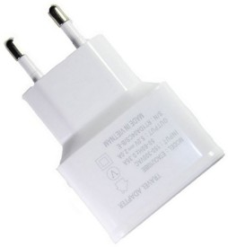 Ample Wings Excellent QualityCharging Wall Adapter For Samsung Sony HTC Nokia Lava Note2 Desire 826 Smartphones Windows Phones Ipad Battery Charger (White)