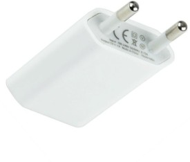 Everything Imported EU Plug Wall Adapter For Samsung Sony HTC Nokia Micromaxx Lava Note2 Battery Charger (White)