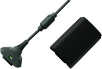 Microsoft Play & Charge Kit For Xbox-360