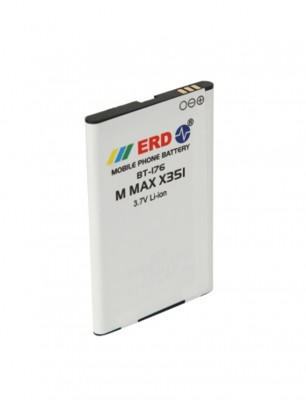 ERD 1300mAh Battery (For Micromax X351)