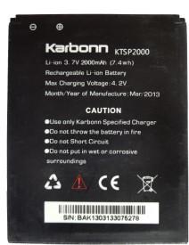 Karbonn Titanium S5 2000mAh Battery